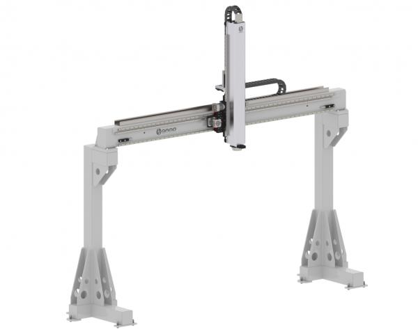 Manipolatori in carpenteria - Manipolatore TRC20