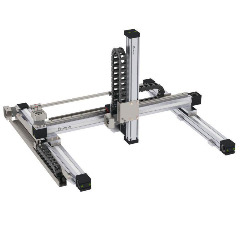Sistemi Movimentazione Lineare Gantry - SG010.10