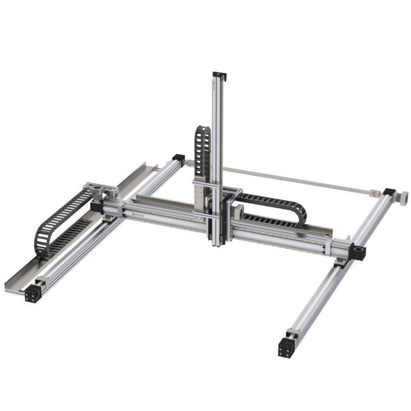 Sistemi Movimentazione Lineare Gantry - SG030.10