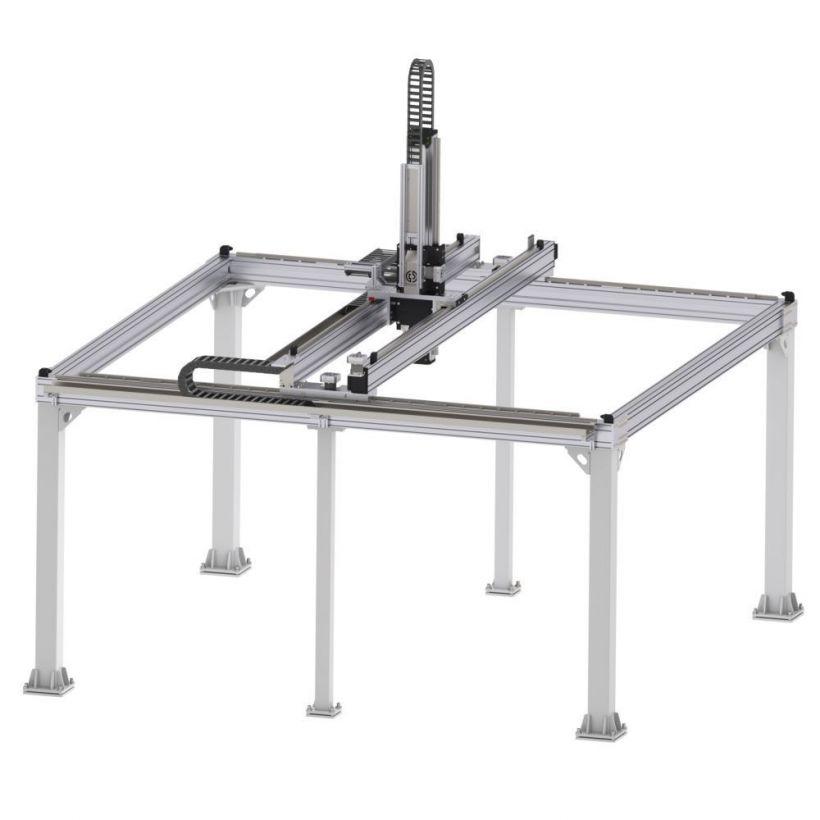 Sistemi Movimentazione Lineare Gantry - SG040.30