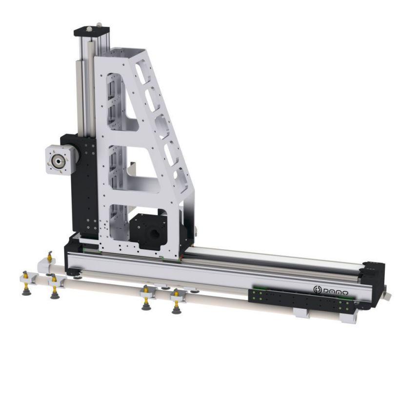 Sheet metal machinery feeding - Feeder SF-30